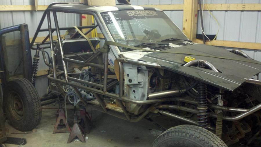 Cherokee Buggy Project Great Lakes 4x4 The Largest Offroad Forum