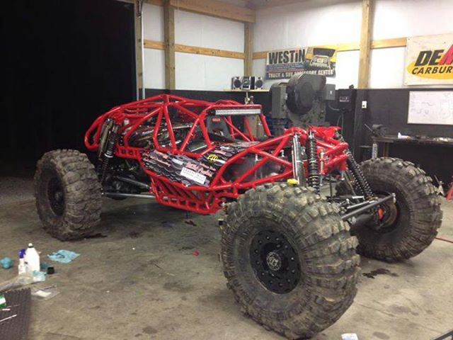 Timmies New Ultra Bouncer Great Lakes 4x4 The Largest Offroad